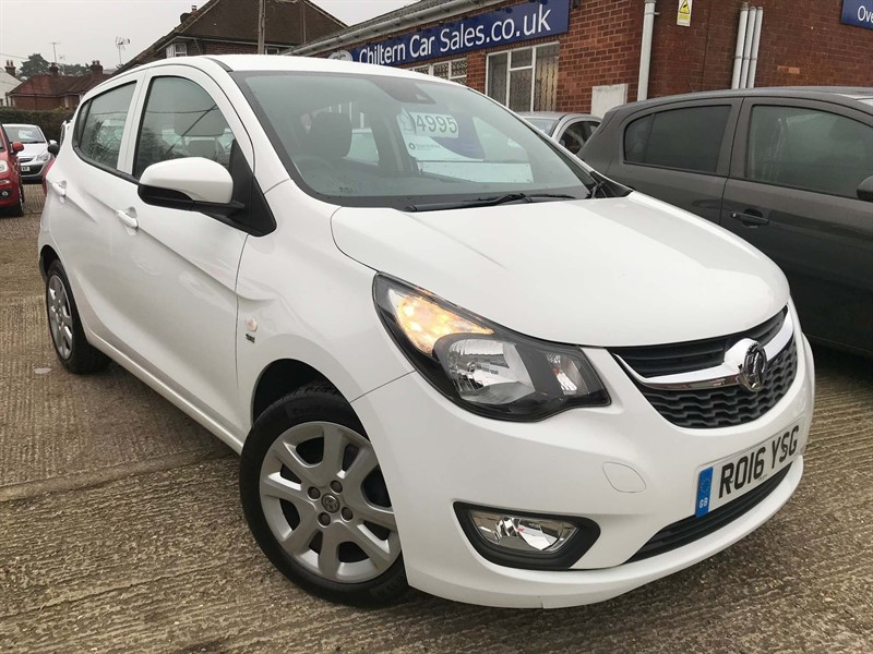 used Vauxhall Viva 1.0i SE 5dr (a/c) in high-wycombe-buckinghamshire