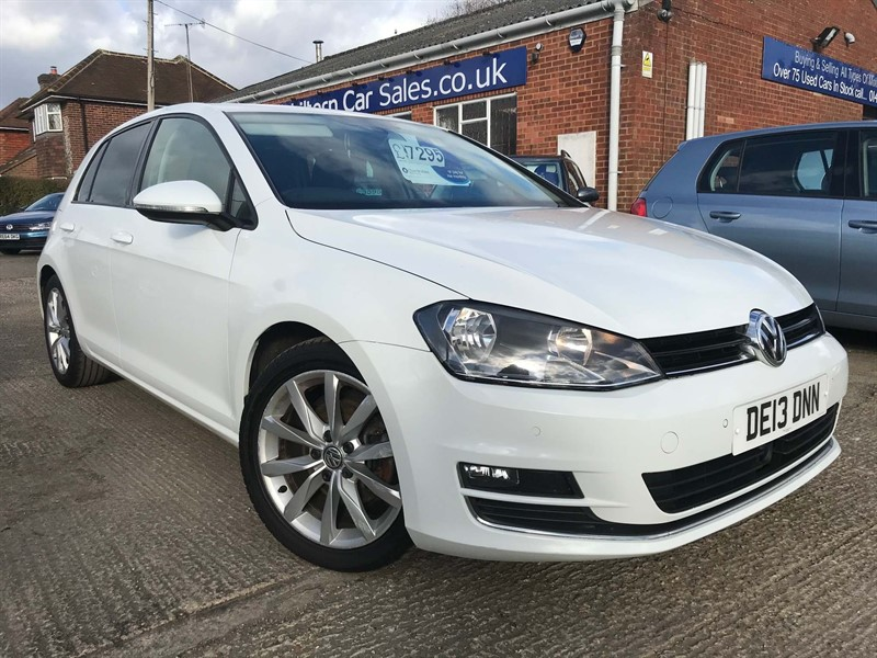used VW Golf GT (s/s) in high-wycombe-buckinghamshire
