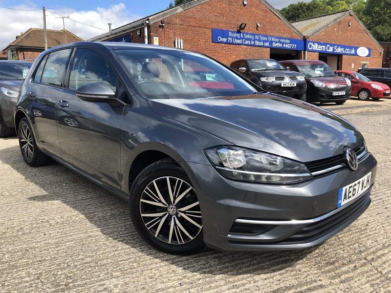 used VW Golf BlueMotion Tech SE Nav (s/s) in high-wycombe-buckinghamshire