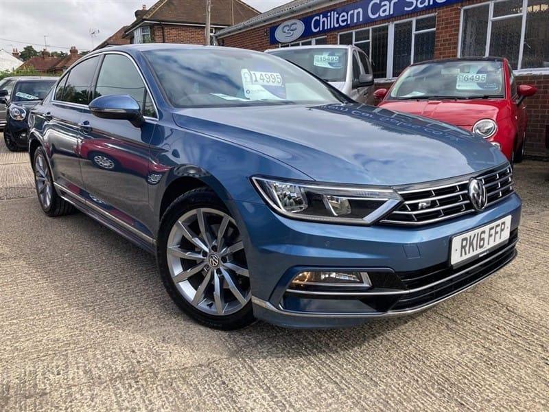 used VW Passat BlueMotion Tech R-Line DSG (s/s) in high-wycombe-buckinghamshire
