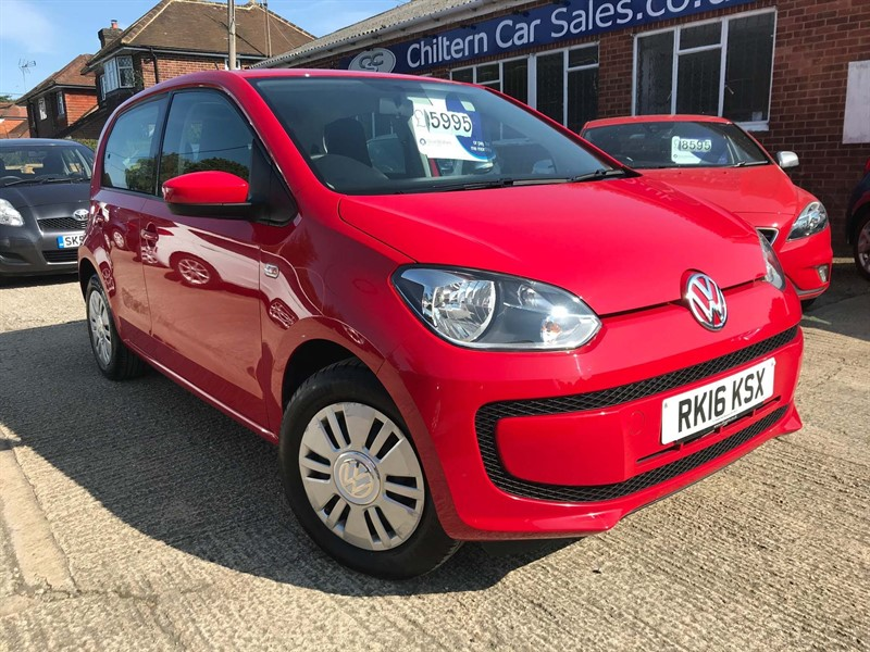 used VW Up Move in high-wycombe-buckinghamshire
