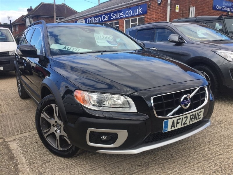 used Volvo XC70 D5 SE Lux Geartronic AWD 5dr in high-wycombe-buckinghamshire