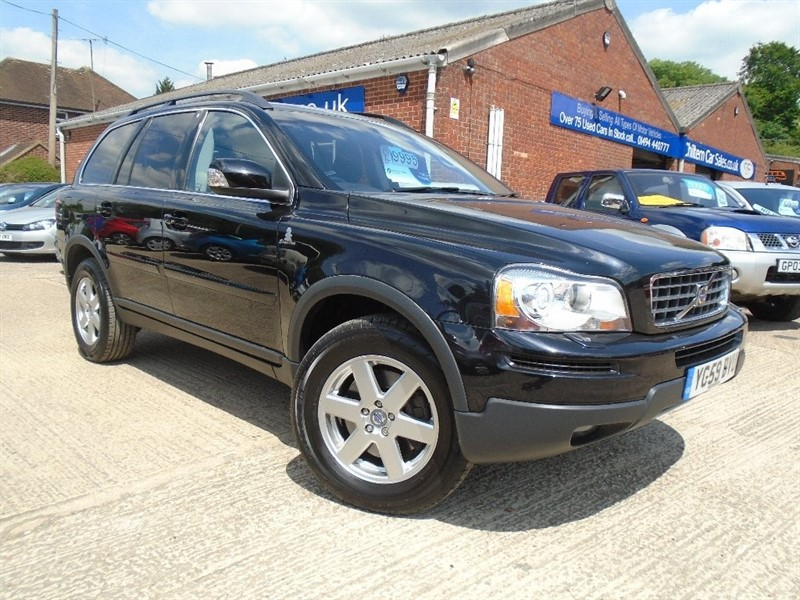 used Volvo XC90 D5 Active Estate Geartronic AWD 5dr in high-wycombe-buckinghamshire