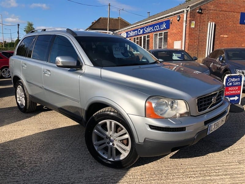 used Volvo XC90 D5 SE Geartronic AWD in high-wycombe-buckinghamshire