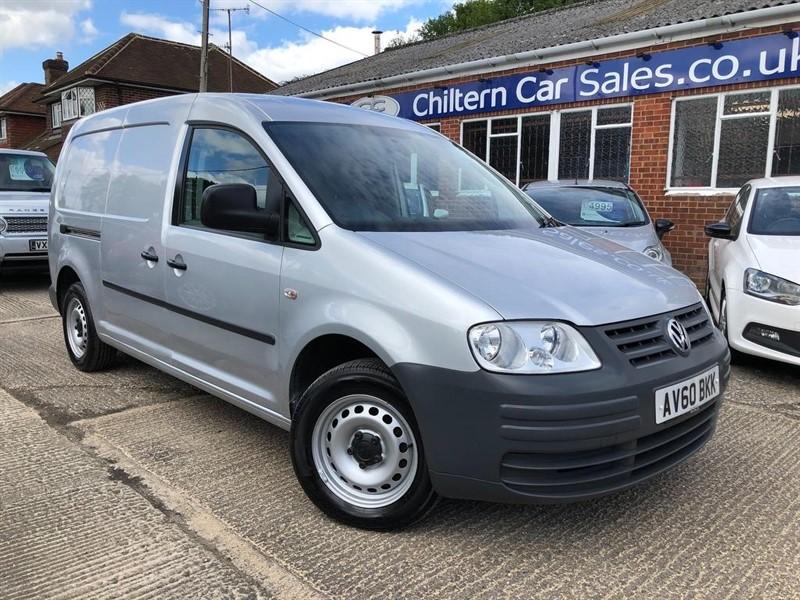 used VW Caddy Maxi TDI Maxi Panel Van 5dr in high-wycombe-buckinghamshire