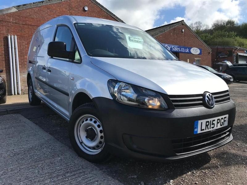 used VW Caddy Maxi TDI BlueMotion Tech C20 Maxi Startline Panel Van 5dr in high-wycombe-buckinghamshire