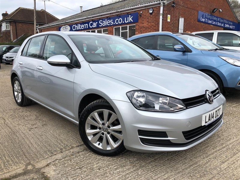 used VW Golf TDI BlueMotion Tech SE (s/s) 5dr in high-wycombe-buckinghamshire