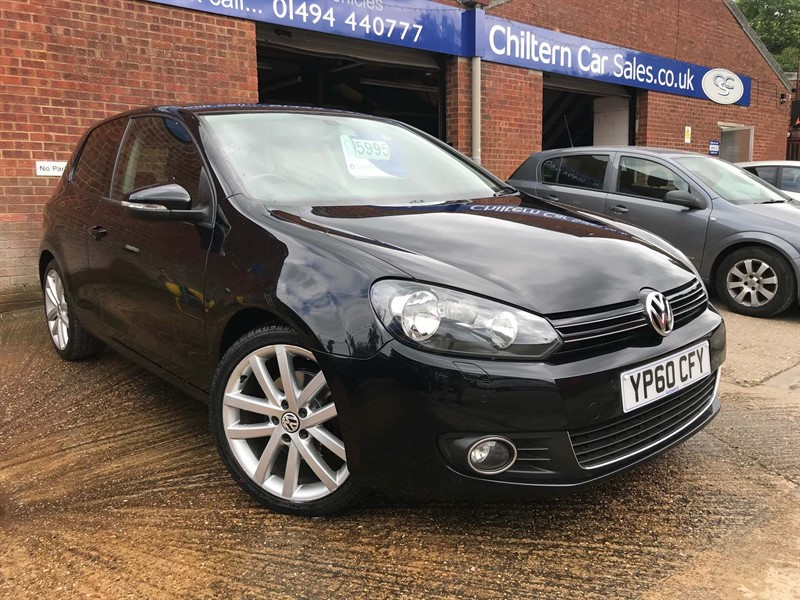 used VW Golf TDI GT 3dr in high-wycombe-buckinghamshire