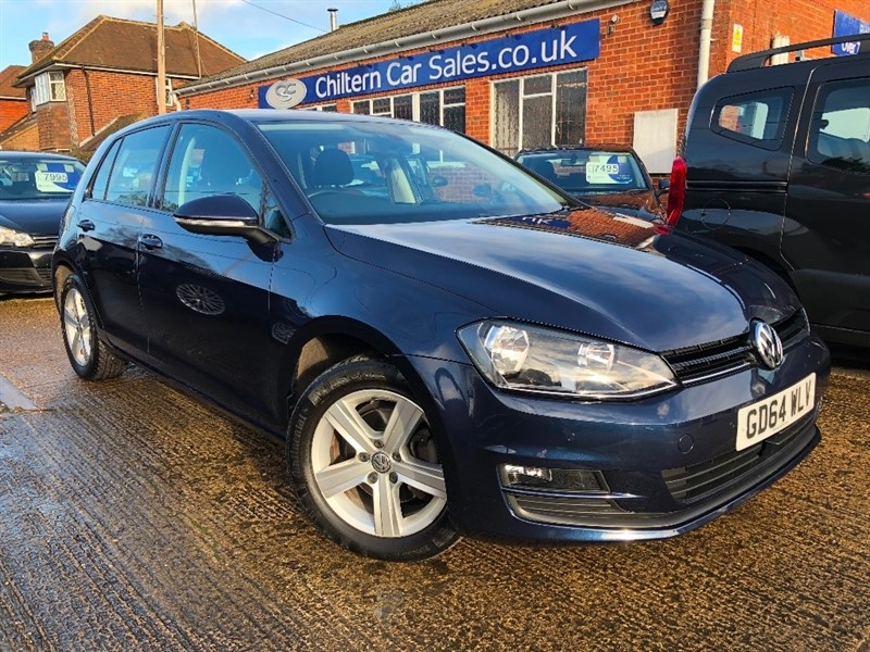 used VW Golf TSI BlueMotion Tech Match DSG (s/s) 5dr in high-wycombe-buckinghamshire