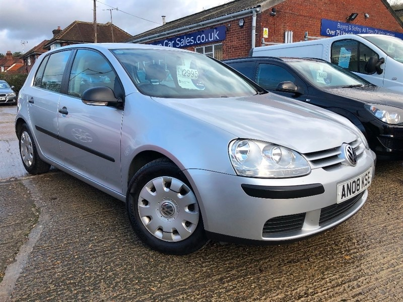 used VW Golf S 5dr in high-wycombe-buckinghamshire