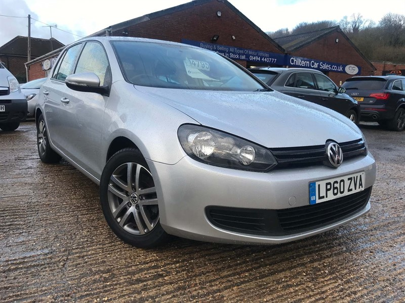 used VW Golf Twist 5dr in high-wycombe-buckinghamshire