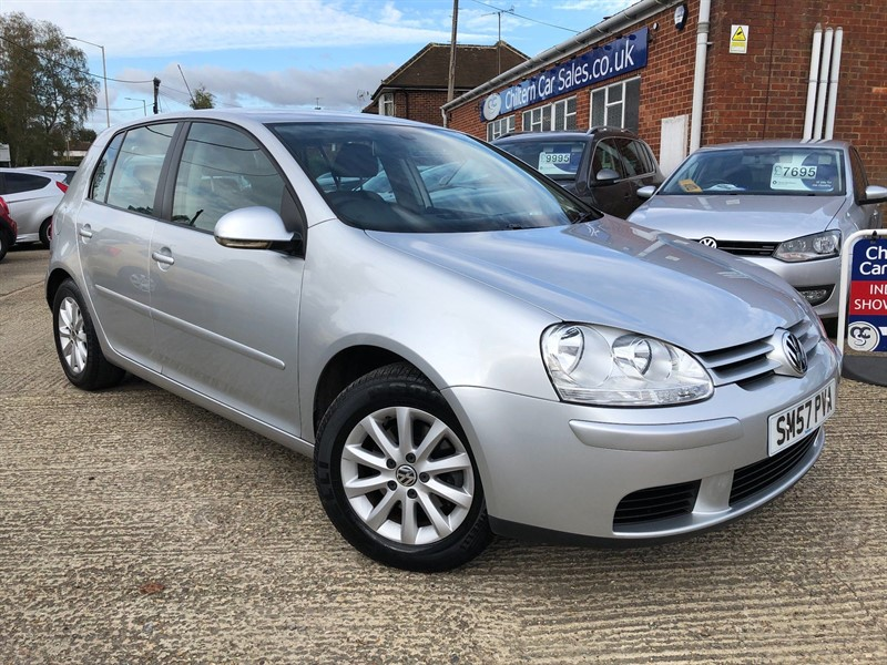 used VW Golf FSI Match 5dr in high-wycombe-buckinghamshire