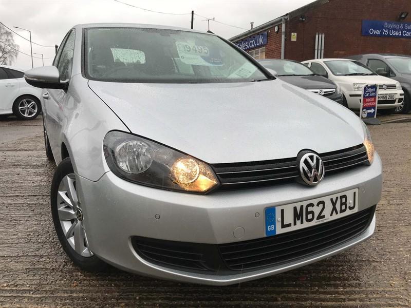 used VW Golf TSI Match DSG 5dr in high-wycombe-buckinghamshire