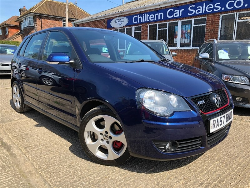 used VW Polo Turbo GTi 5dr in high-wycombe-buckinghamshire