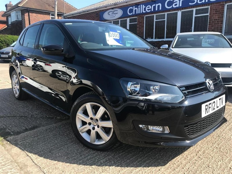 used VW Polo Match 5dr in high-wycombe-buckinghamshire