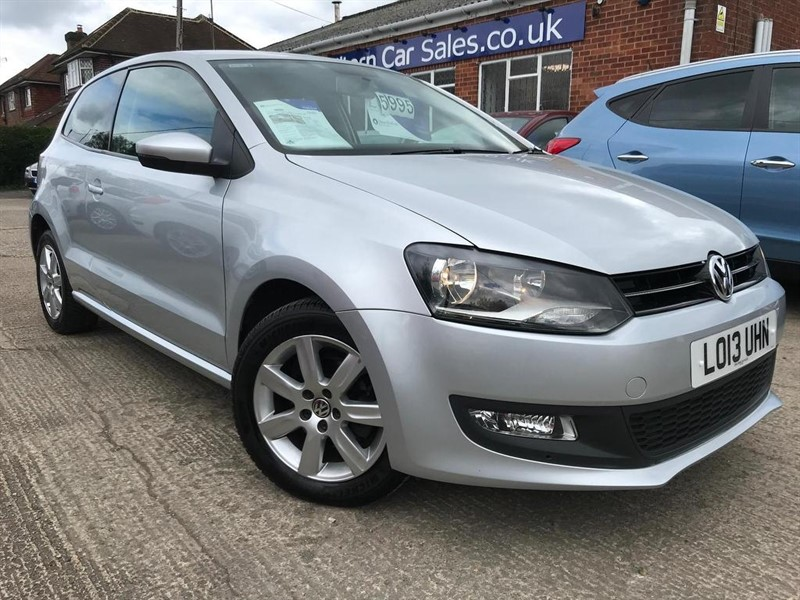 used VW Polo Match Edition 3dr in high-wycombe-buckinghamshire