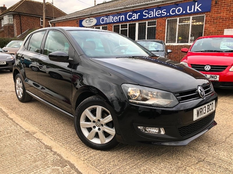 used VW Polo Match DSG 5dr in high-wycombe-buckinghamshire