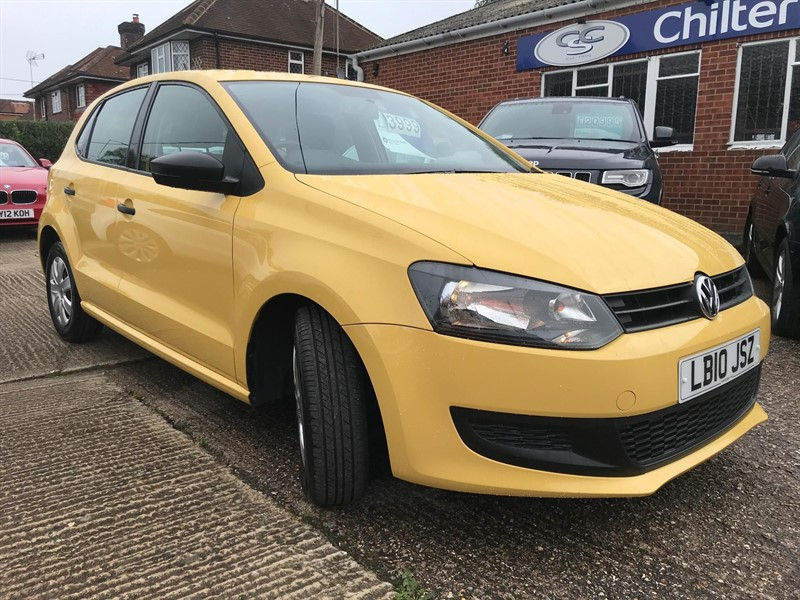 used VW Polo S 5dr (a/c) in high-wycombe-buckinghamshire