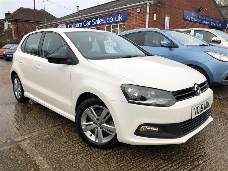used VW Polo TSI BlueMotion Tech ACT BlueGT (s/s) 5dr in high-wycombe-buckinghamshire