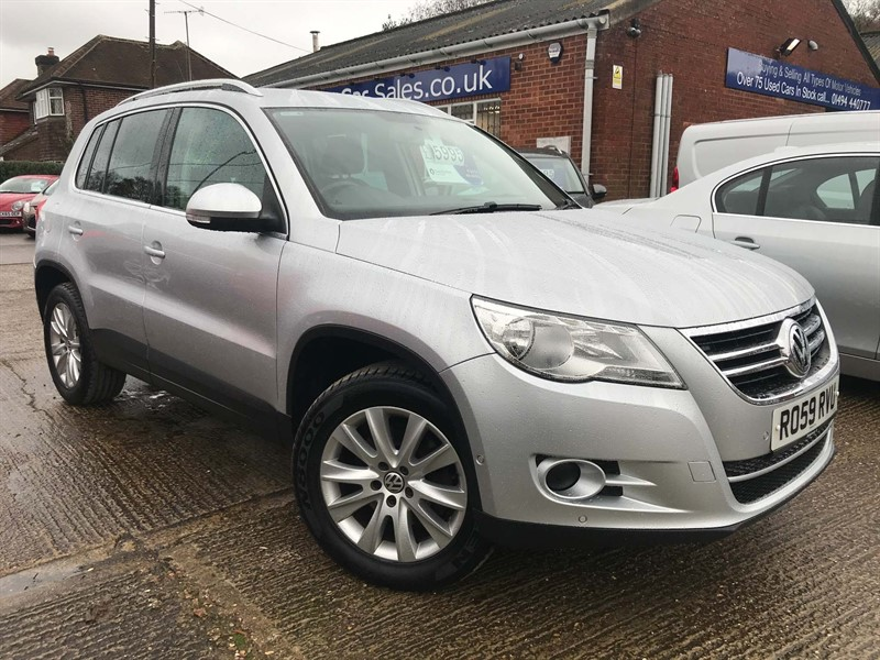 used VW Tiguan TDI SE 4MOTION 5dr in high-wycombe-buckinghamshire
