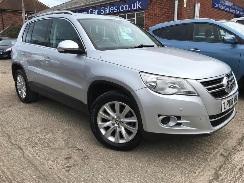 used VW Tiguan TDI SE Tiptronic 4MOTION 5dr in high-wycombe-buckinghamshire