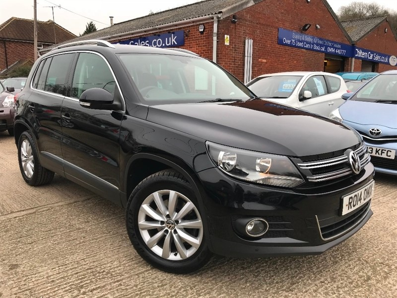 used VW Tiguan TDI BlueMotion Tech Match 4WD (s/s) 5dr in high-wycombe-buckinghamshire