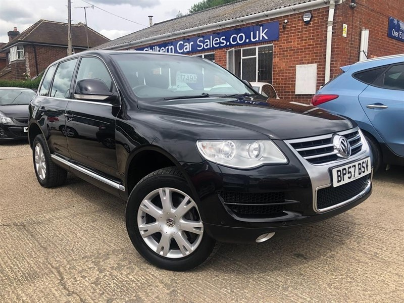 used VW Touareg TDI V6 SE 5dr in high-wycombe-buckinghamshire