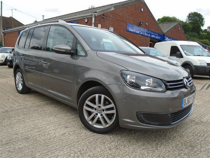 used VW Touran TDI SE 5dr in high-wycombe-buckinghamshire