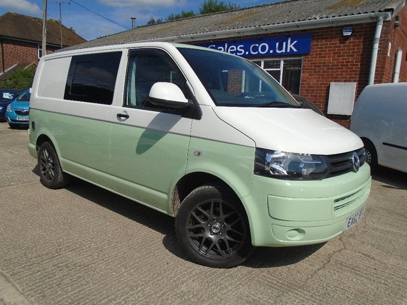 used VW Transporter T 30 140 TDI in high-wycombe-buckinghamshire