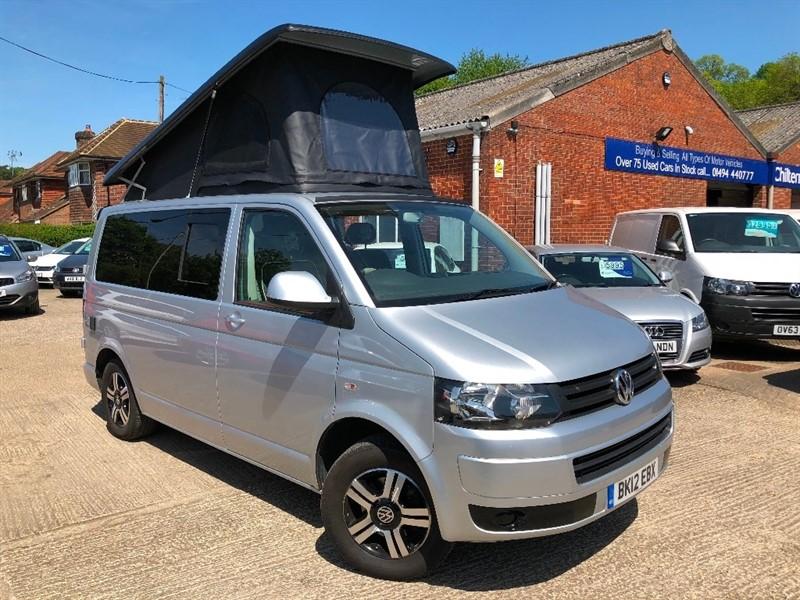 used VW Transporter TDI T28 Panel Van 4dr (SWB) in high-wycombe-buckinghamshire