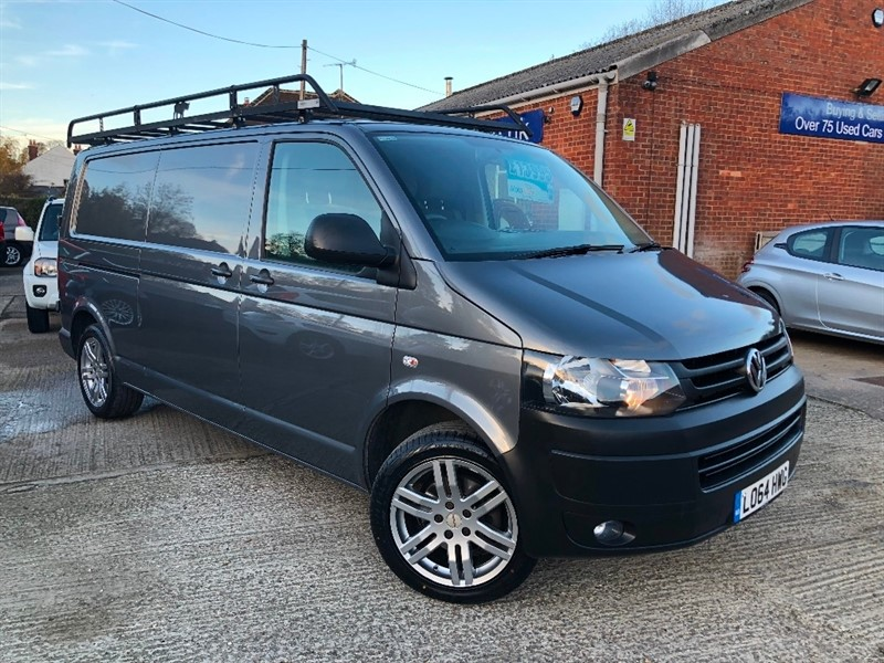 used VW Transporter TDI T30 Startline Panel Van 4dr (LWB) in high-wycombe-buckinghamshire