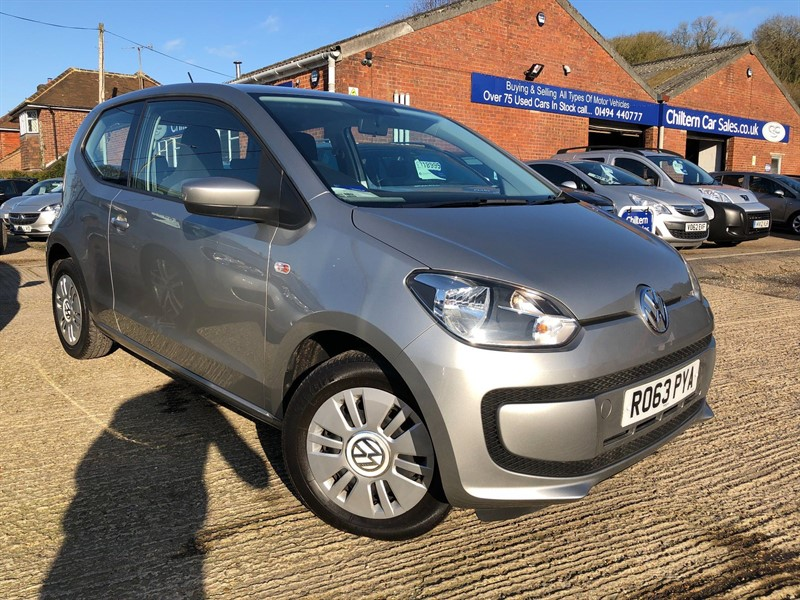 used VW Up Move up! 3dr in high-wycombe-buckinghamshire