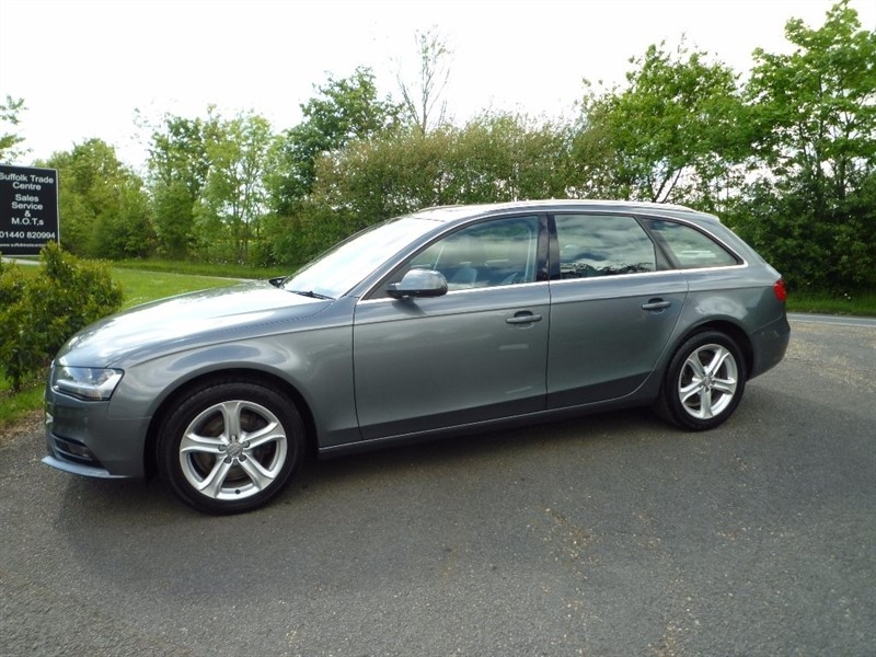 used Audi A4 Avant TDI SE Technik Quattro 5dr in suffolk