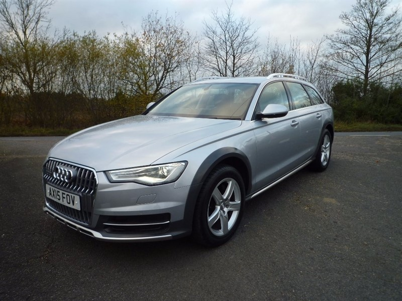 used Audi A6 allroad TDI allroad S Tronic Quattro 5dr (start/stop) in suffolk