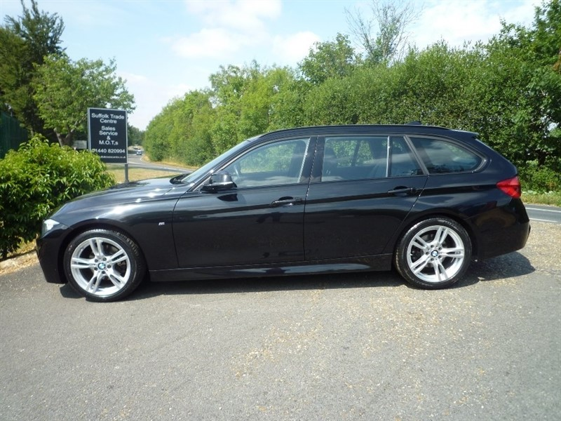 used BMW 320d 3 Series M Sport Touring (s/s) 5dr in suffolk