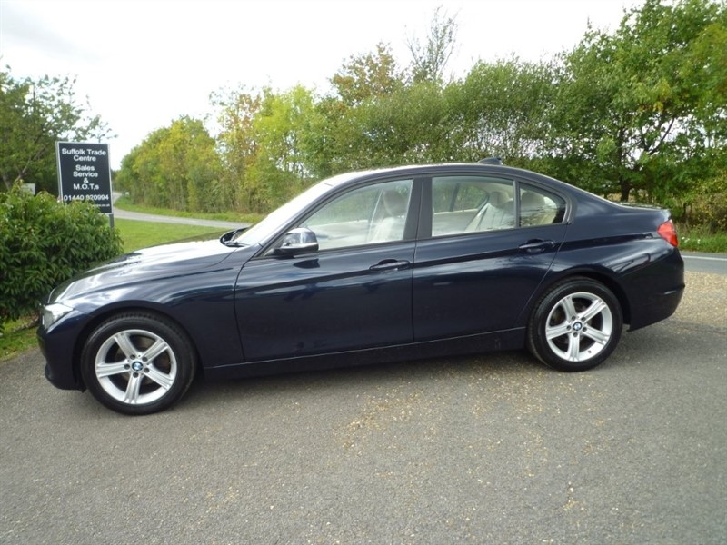 used BMW 320d 3 Series SE (s/s) 4dr in suffolk