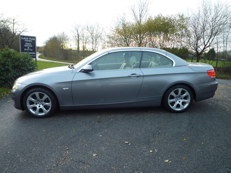 used BMW 330d 3 Series SE 2dr in suffolk