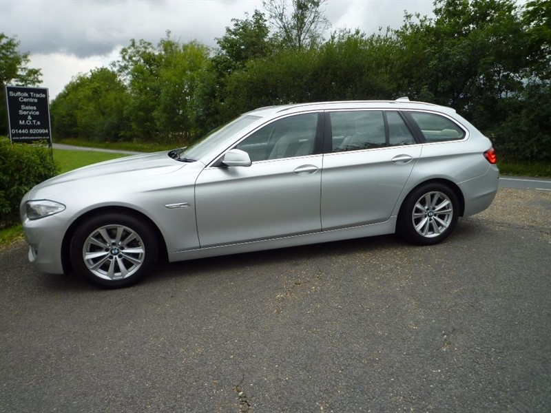 used BMW 520d 5 Series SE Touring 5dr in suffolk