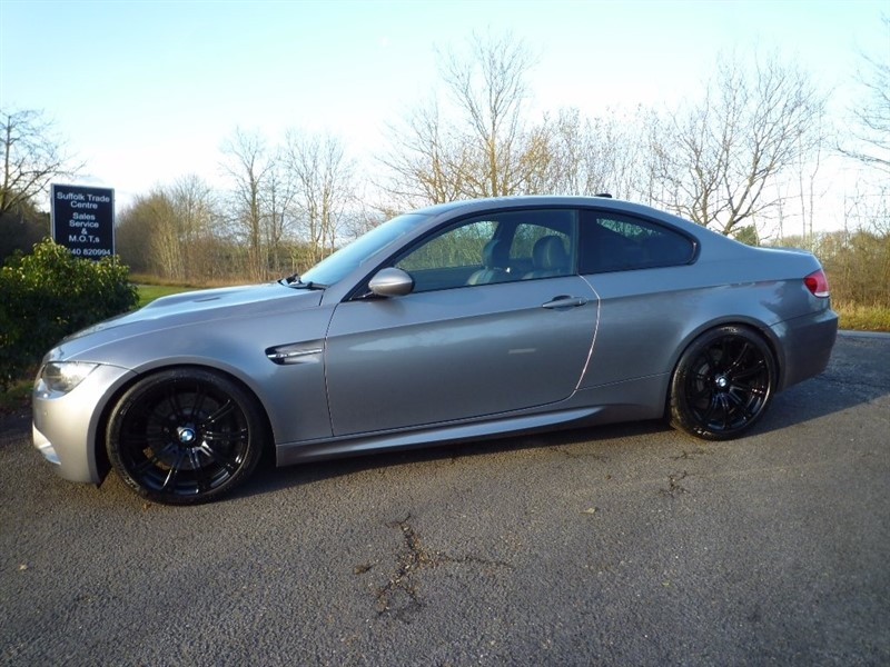 used BMW M3 V8 M3 DCT 2dr in suffolk