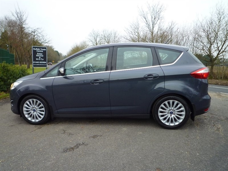 used Ford C-Max TDCi Titanium Powershift 5dr in suffolk