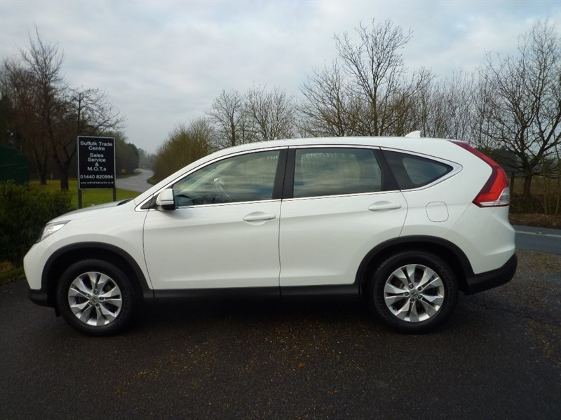 used Honda CR-V i-DTEC SE Station Wagon 5dr (dab) in suffolk