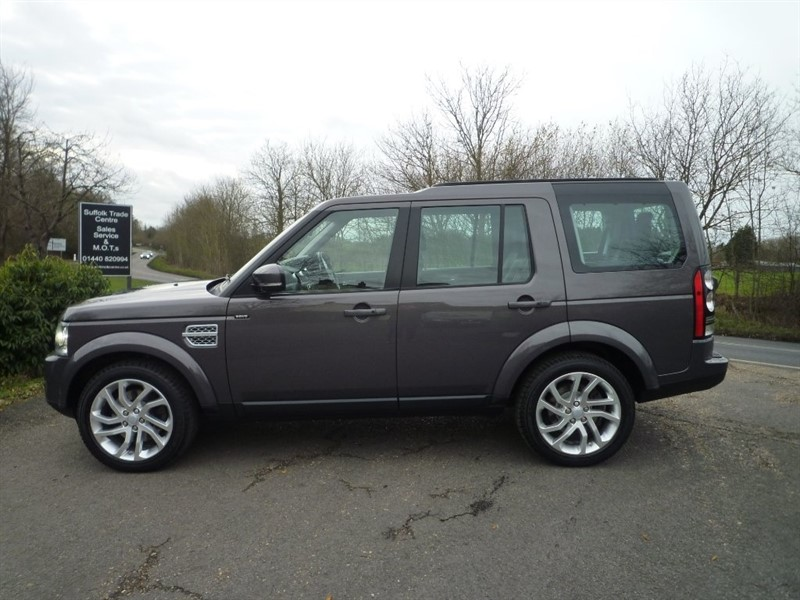 used Land Rover Discovery 4 SD V6 HSE (s/s) 5dr in suffolk