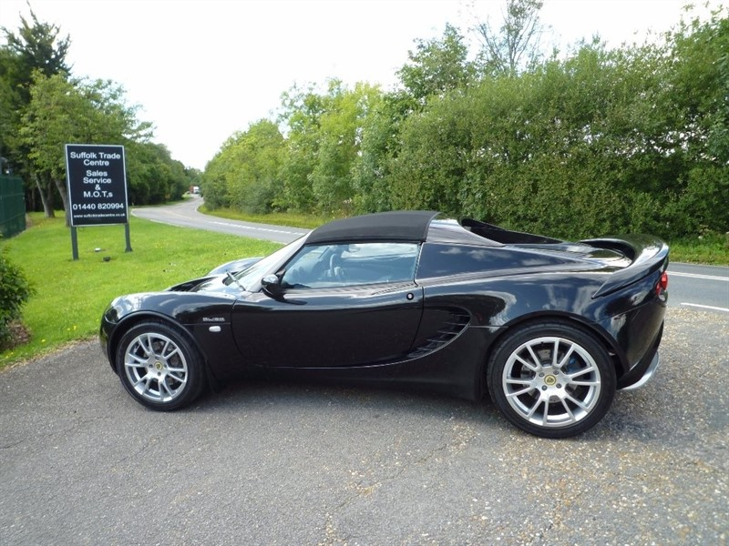 used Lotus Elise SC 2dr in suffolk