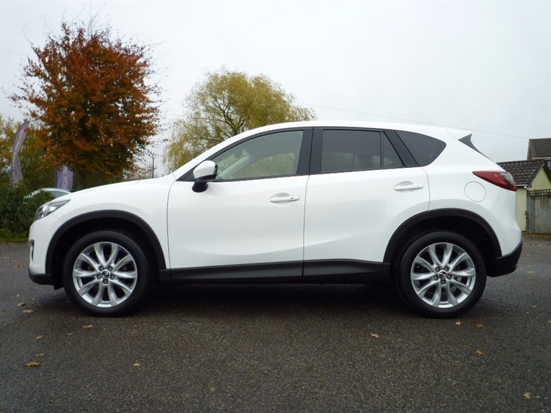 used Mazda CX-5 TD Sport AWD 5dr in suffolk