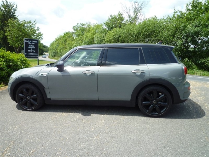 used MINI Clubman TD Cooper SD (s/s) 5dr in suffolk