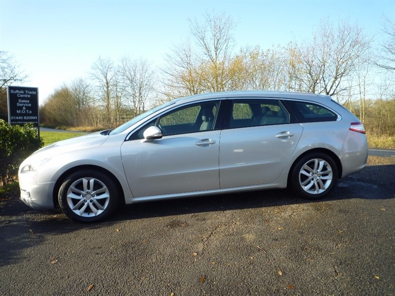 used Peugeot 508 SW HDi FAP Active 5dr in suffolk