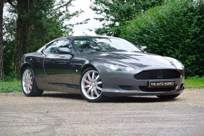 used Aston Martin DB9 V12 in hertford-hertfordshire