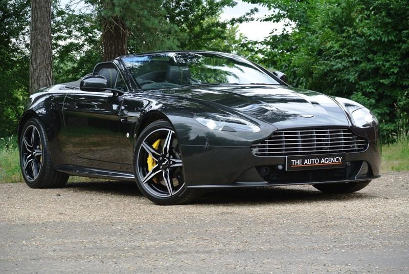 used Aston Martin Vantage S V8 ROADSTER in hertford-hertfordshire