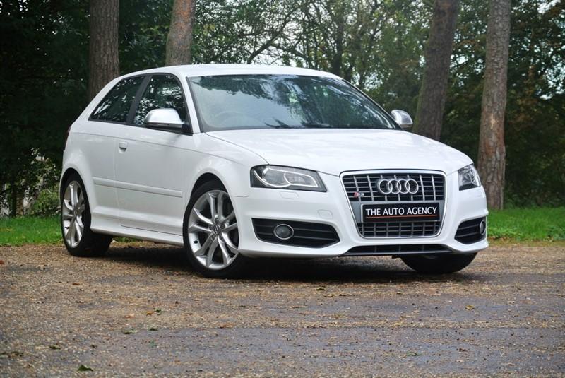used Audi S3  in hertford-hertfordshire