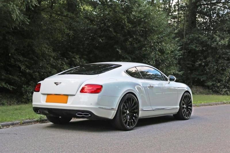 used Bentley Continental GT V8 in hertford-hertfordshire
